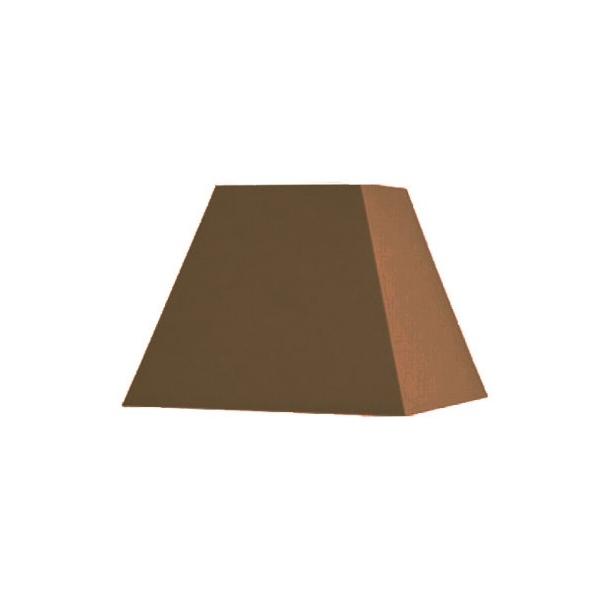 Abat jour carre pyramidal base 30 cm - Abat jour cm ...