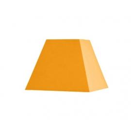 Abat-jour carré pyramidal base  40 cm