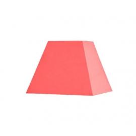 Abat-jour carré pyramidal base  70 cm
