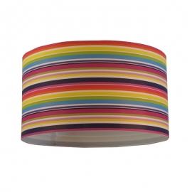abat jour suspension color strip - Abat Jour Color
