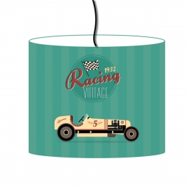 Abat-jour Vintage Racing 1932