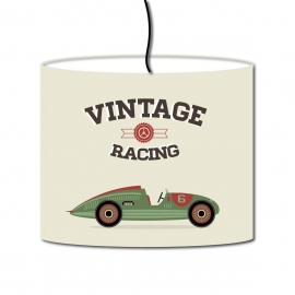 Abat-jour Vintage Racing